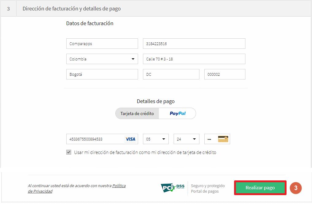 Zoho cómo crear correos corporativos paso 8C