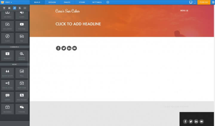 Weebly 2