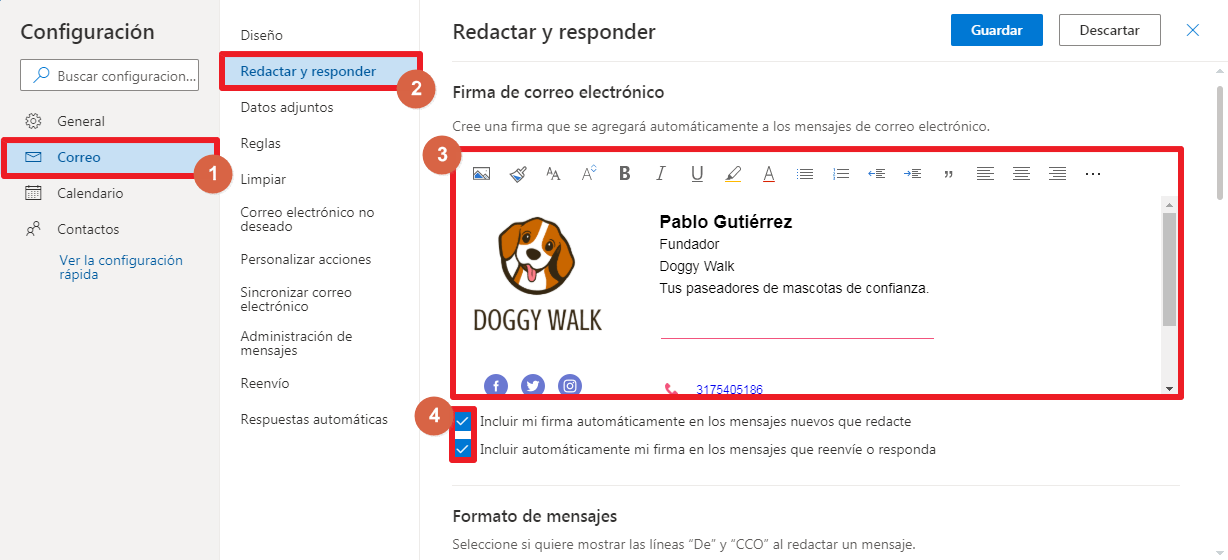 Hotmail Paso 2