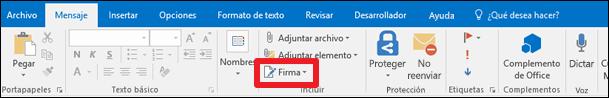 Outlook Microsoft Paso 1