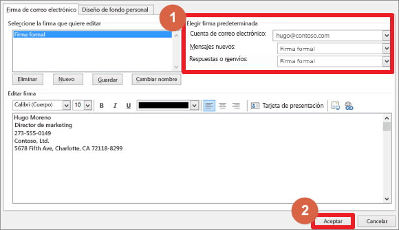Outlook Microsoft Paso 3