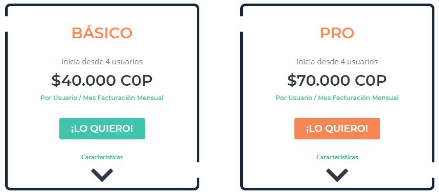 precios datacrm