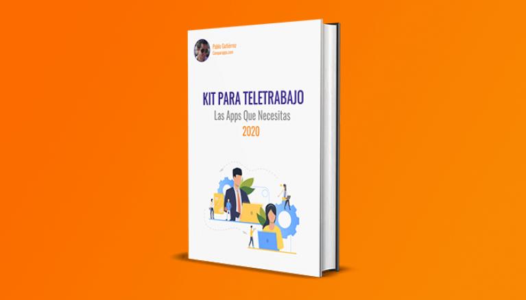 ebook kit para teletrabajo