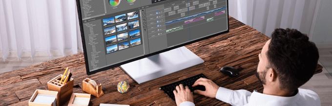 Mejor aplicacion para editar videos en PC Windows