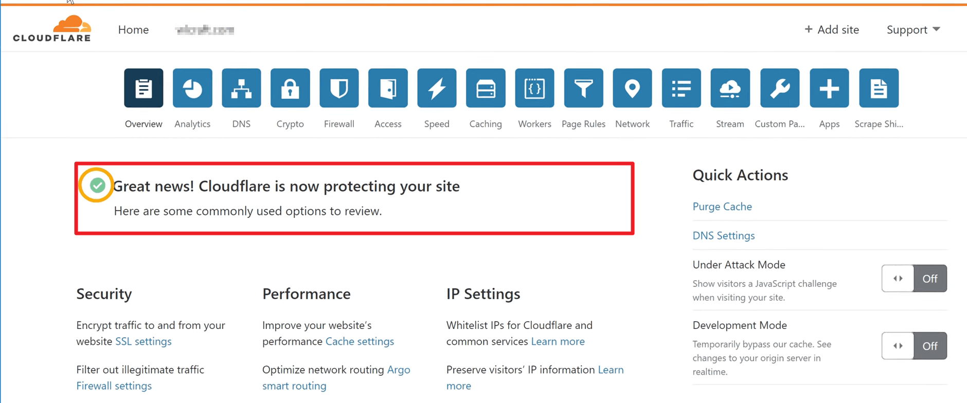 Paso 12 Certificado SSL Gratis WordPress GoDaddy