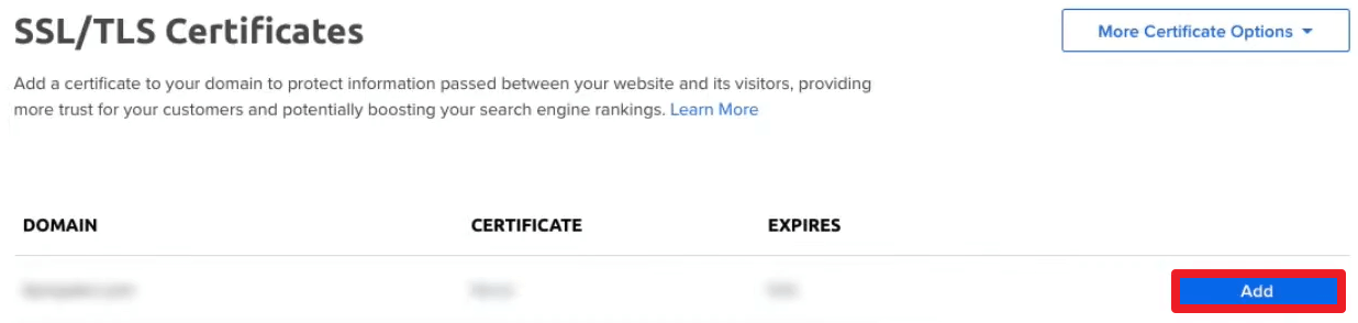 Paso 2 Certificado SSL Gratis WordPress 2