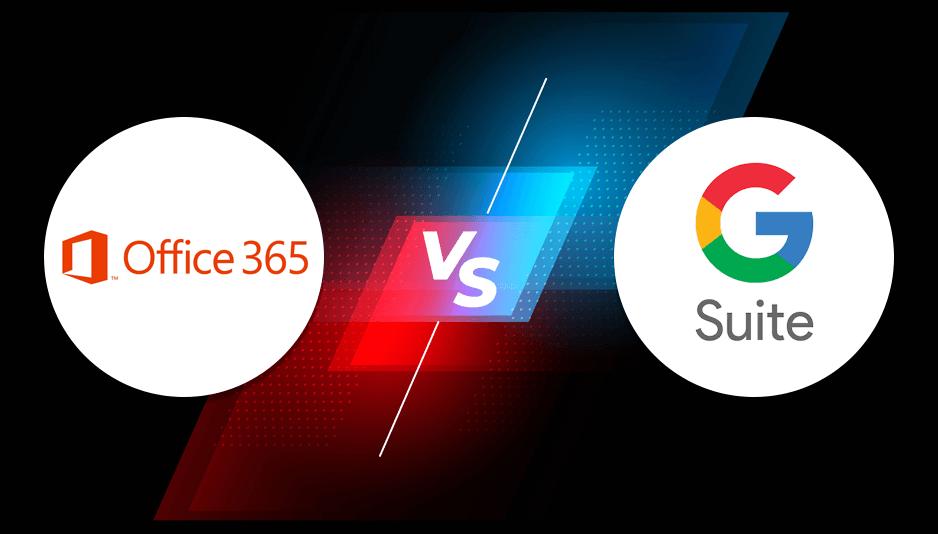 office 365 vs g suite 1