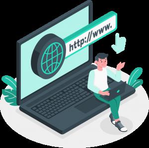 sitio web sin programar