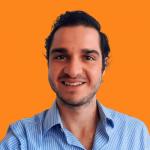 Pablo Fondo Naranja